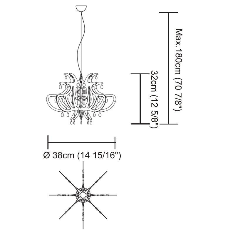 Black Chandelier lighting at discount prices with free shipping – Mini Black Chandelier