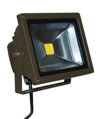 50w Rectangular LED Flood light LED-FL-50 by Lightcraft Outdoor