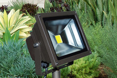 50w Rectangular LED Flood light LED-FL-50 by Lightcraft Outdoor outside