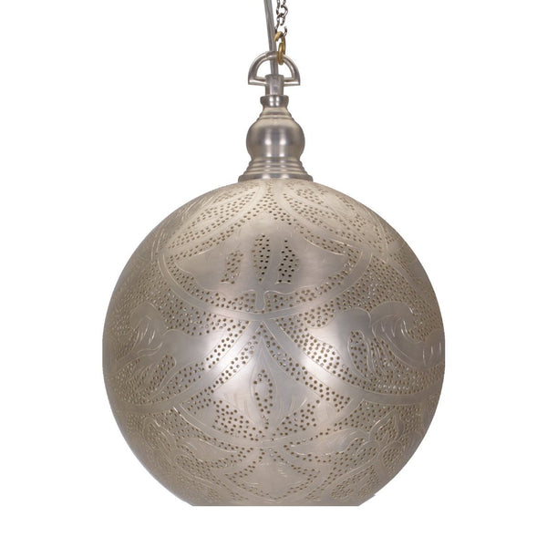 MAJAL PENDANT LIGHT  35CM a Pendant by ASWAN INTERNATIONAL - Lumigado lighting