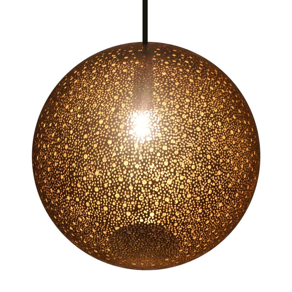MAJAL PENDANT LIGHT 30CM a Pendant by ASWAN INTERNATIONAL - Lumigado lighting