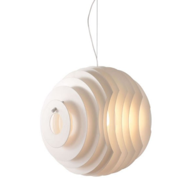 Intergalactic pendant by Zuo Modern Lighting