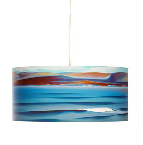 Across the Bay a Ceiling by Rowan Chase - Lumigado lighting