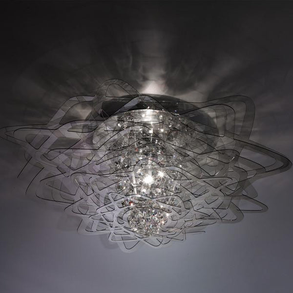 Aurora a Flush mount by SLAMP! - Lumigado lighting