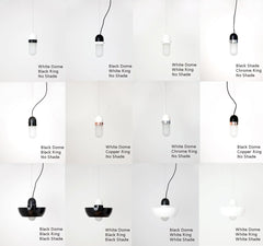 Possible combinations of all well lights of Ryan Taylor