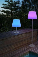 Lumen floor lamp with multicolored led glow by Zuo modern lighting lifestyle