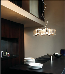 Fiore - S suspension lamp by Marta Maudani and Marco Romanelli for Oluce