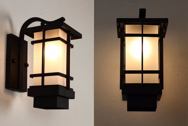 Lund outdoor wall lamps a Wall light by Lumigado - Lumigado lighting