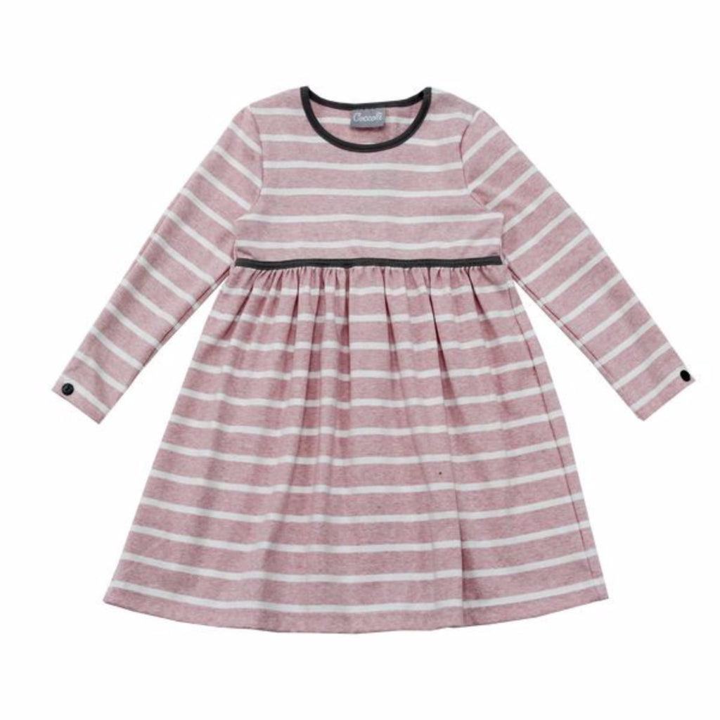 Coccoli Striped Dress #44101K