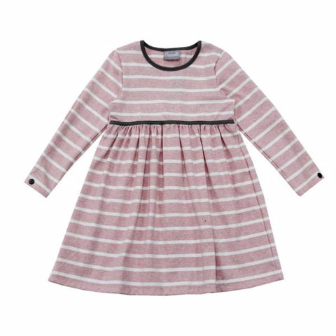 Coccoli Striped Dress #44101 (3-24m)