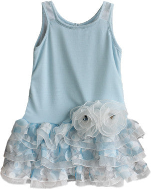 Isobella & Chloe Tiny Dancer Dress #7807SY (4-10)