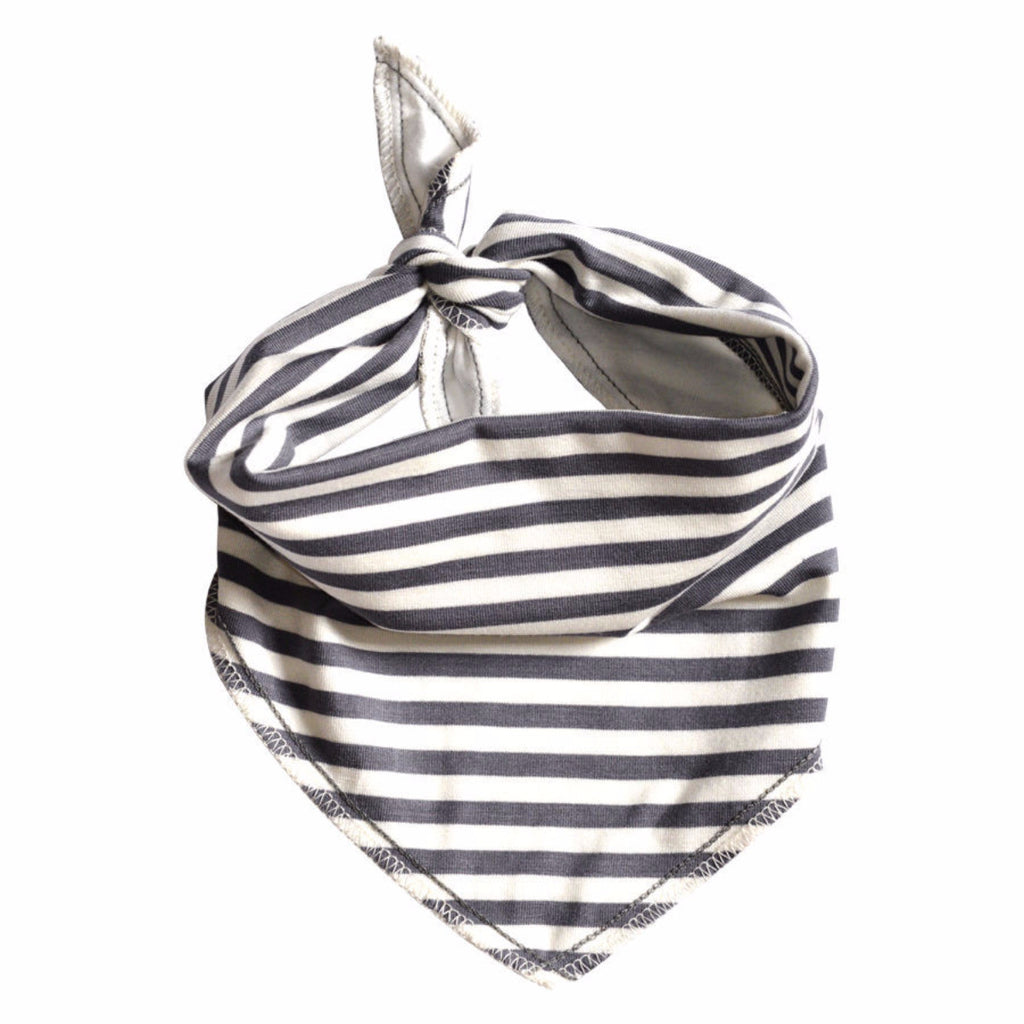 Electrik Kidz Striped Bandana Bib
