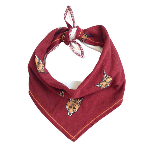 Electrik Kidz Mr. Fox Bandana Bib
