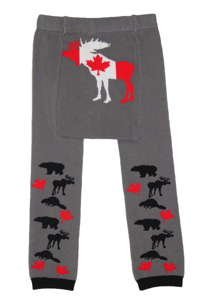 Snow Baby Legging Canada Moose