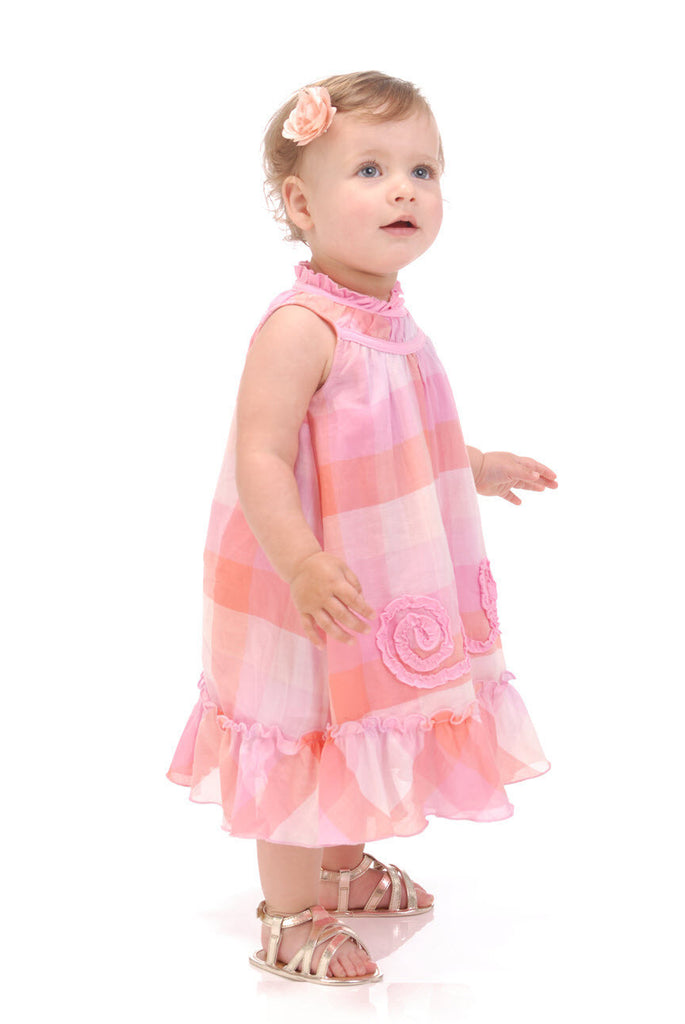 Petit Lem Cups & Cakes Dress (2-4)