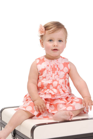 Petit Lem Bubble Up Dress (2-4)