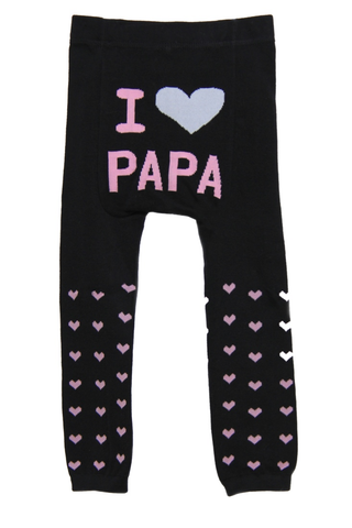 Snow Baby Legging I Love Papa (Nb-3yrs)