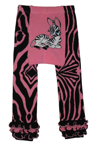 Snow Baby Legging Zippetta The Zebra (3m-3yrs)