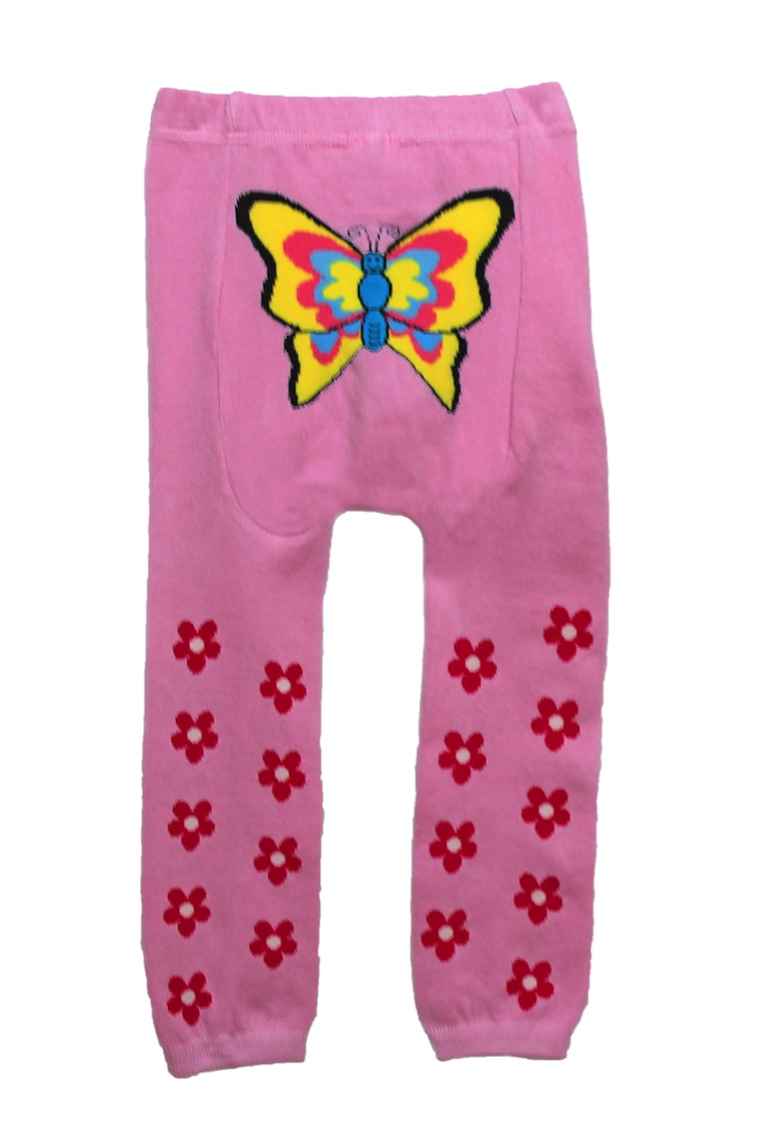 Snow Baby Legging Butterfly
