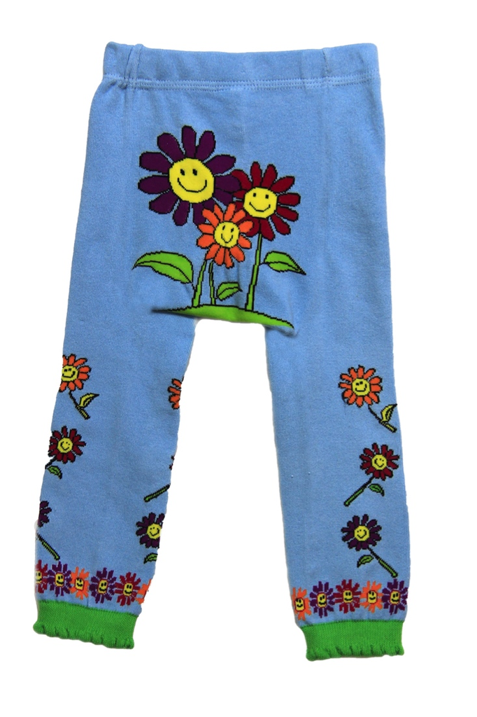 Snow Baby Legging Happy Flowers