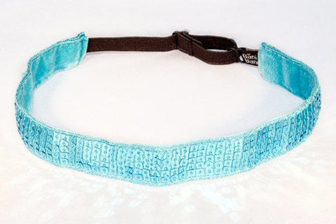 Bani Bands Sequins Turquoise