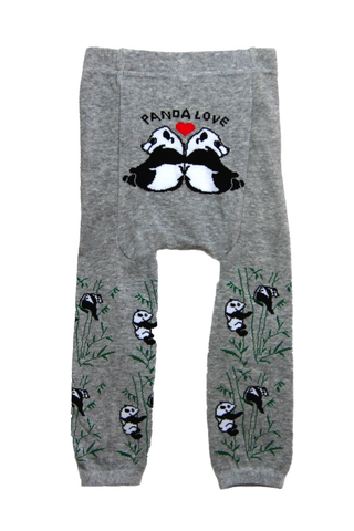 Snow Baby Legging Panda Love (Nb-3yrs)