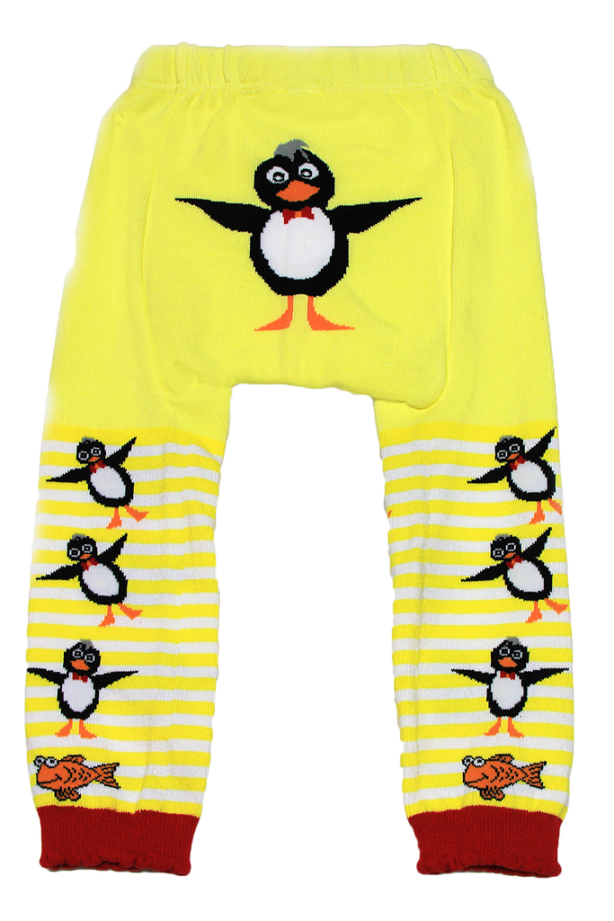 Snow Baby Legging Perky Penguins