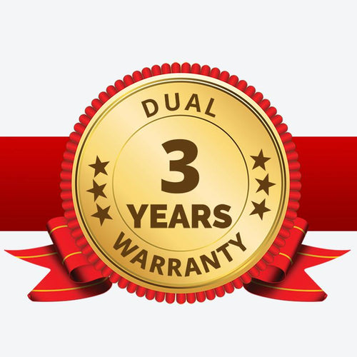 Dual Qi Coil™ 3-Year Accident Protection Plan