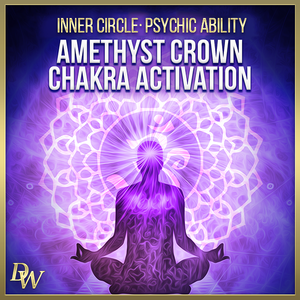 Amethyst Crown Chakra Activation | Psychic Ability Bundle
