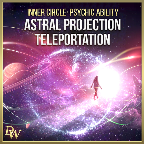 Astral Projection Teleportation | Psychic Ability Bundle
