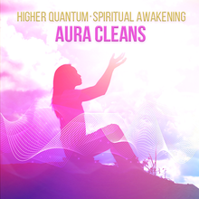 Load image into Gallery viewer, Aura Clean | Higher Quantum Frequencies | Spiritual Awakening Bundle
