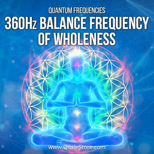 Balance Frequency of Wholeness