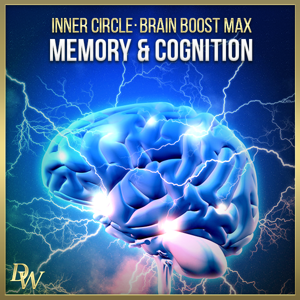 Brain Boost - Memory & Cognition |  Higher Quantum Frequencies