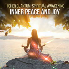 Load image into Gallery viewer, Inner Peace and Joy | Higher Quantum Frequencies | Spiritual Awakening Bundle