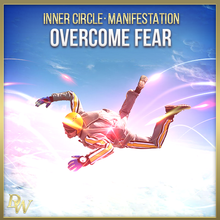 Load image into Gallery viewer, Overcome Fear | Manifestation Bundle | Higher Quantum Frequencies