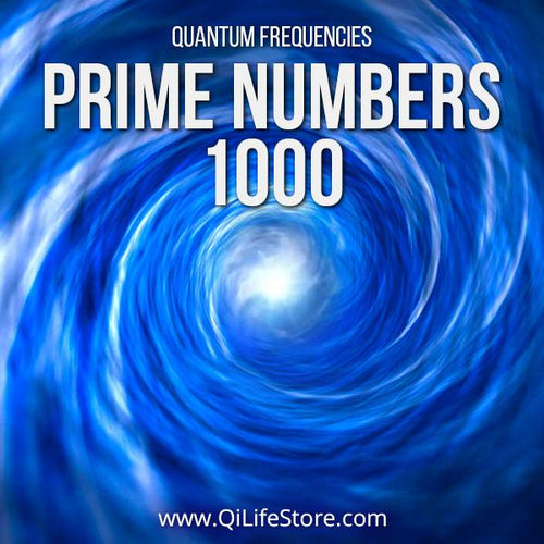 Prime Numbers Time Travel Vortex 1000