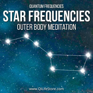 Star Frequencies Outer Body Experience Meditation