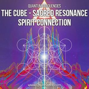 The Cube - Sacred Resonance