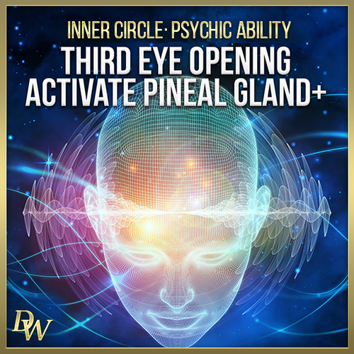 Third Eye Opening - Activate Pineal Gland+