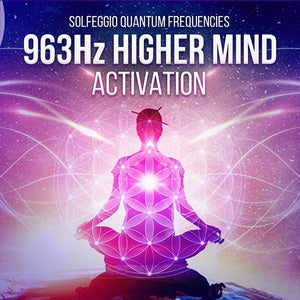 Total Transformation Solfeggio Frequency Bundle