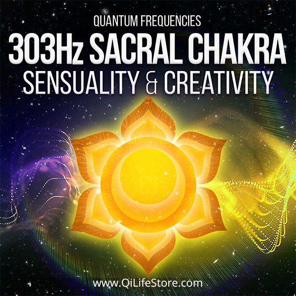 Sacral Chakra Series - Sensuality and Creativity Meditation