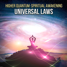 Load image into Gallery viewer, Universal Laws | Higher Quantum Frequencies | Spiritual Awakening Bundle