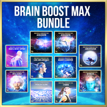 Load image into Gallery viewer, Brain Boost MAX Bundle