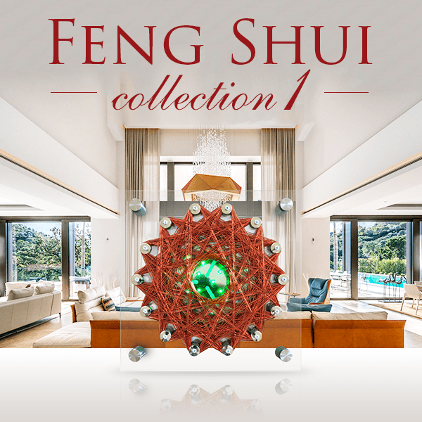 Feng Shui Abundance Frequency Collection 1
