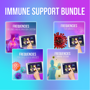 Immune Support Frequencies Bundle