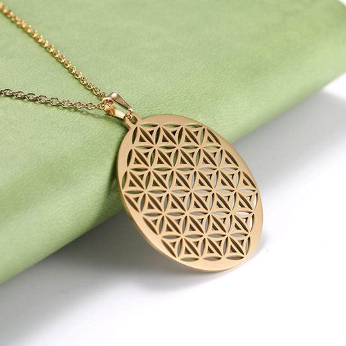 The Flower of Life Pendant For Harmony Of Personal Energy