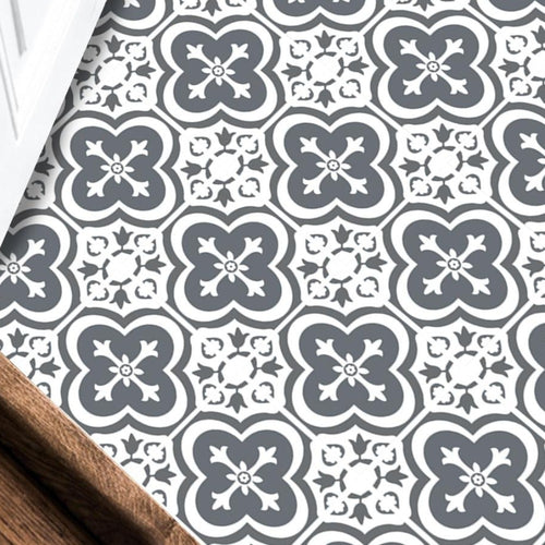 Moroccan Self Adhesive Floor Stickers