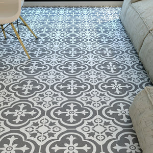 Moroccan Self-adhesive Floor Stickers