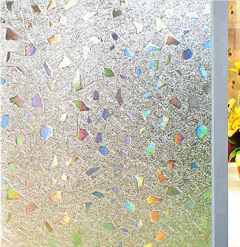 Confetti Privacy Window Film