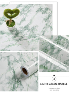 Marble Effect Removable Wallpaper